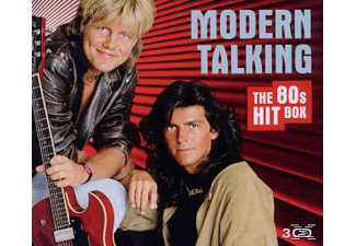 Modern Talking - The 80's Hit Box - (CD)