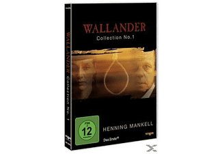 Wallander - Collection No. 1 - (DVD)