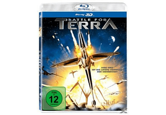 Battle For Terra - (3D Blu-ray)