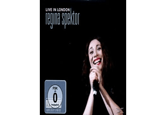 Regina Spektor - Live In London - (CD + DVD Video)