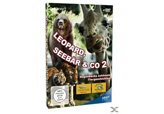 Leopard, Seebär & Co. - Staffel 2 - (DVD)