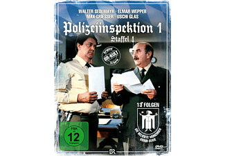 Polizeiinspektion 1 - Staffel 4 - (DVD)