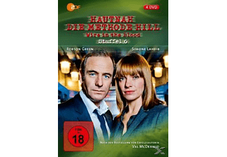 Hautnah - Die Methode Hill - Staffel 6 - (DVD)