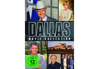 Dallas: Movie Collection - (DVD)