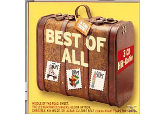 VARIOUS - Best Of All 70s, 80s And 90s - (CD)