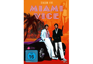 Miami Vice - Staffel 5 - (DVD)