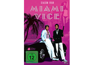 Miami Vice - Staffel 4 - (DVD)