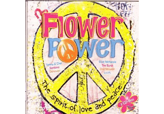 VARIOUS - Flower Power - (CD)