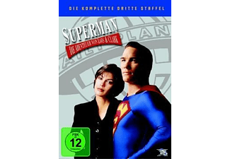 Superman - Staffel 3 - (DVD)