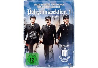 Polizeiinspektion 1 - Staffel 6 - (DVD)
