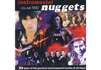 VARIOUS - INSTRUMENTAL NUGGETS 2 - (CD)