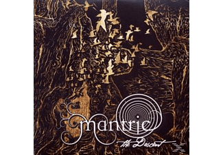 Mantric - THE DESCENT - (CD)