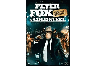 - Peter Fox & Cold Steel - Live aus Berlin - (DVD)