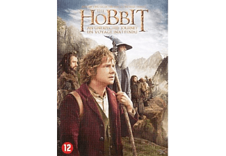 The Hobbit: The Unexpected Journey DVD