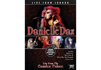 Danielle Dax - Live From London - (DVD)