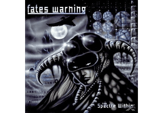 Fates Warning - THE SPECTRE WITHIN/RE-RELEASE - (CD)