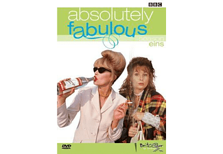 ABSOLUTELY FABULOUS 1.SEASON - (DVD)