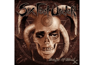Six Feet Under - BRINGER OF BLOOD - (CD)