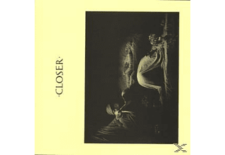 Joy Division - Closer - (CD)