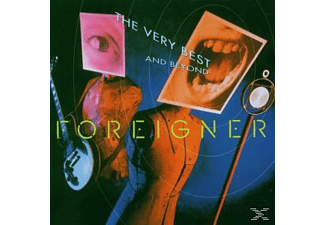 Foreighner, Foreigner - THE VERY BEST AND BEYOND [CD]