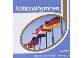 Donald Fraser - Esprit/ Nationalhymnen - (CD)
