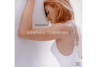 Madonna - Something To Remember-Her Greatest Hits - (CD)