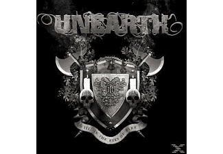 Unearth - III-IN THE EYES OF FIRE - (CD)