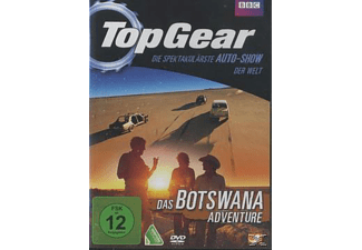 Top Gear - Das Botswana Adventure - (DVD)