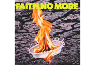 Faith No More - THE REAL THING - (CD)