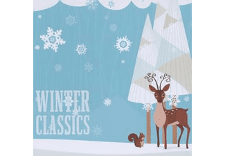 VARIOUS - Winter Classics - (CD)
