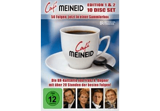 Cafe Meineid - Best of Vol. 1 & 2 - (DVD)