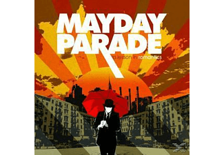 Mayday Parade - A Lesson In Romantics - (CD)