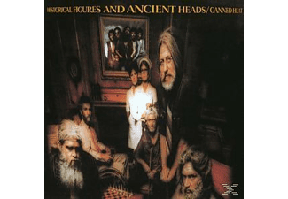 Canned Heat - Historical Figures & Anci - (CD)