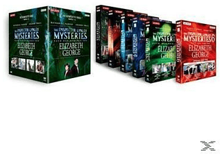 The Inspector Lynley Mysteries - Staffel 1 - 6 - (DVD)
