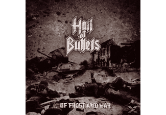 Hail Of Bullets - Of Frost And War - (CD)