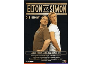 Elton vs. Simon - Die Show - (DVD)