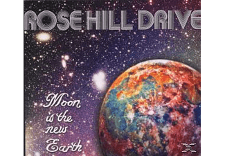 Rose Hill Drive - Moon Is The New Earth - (CD)