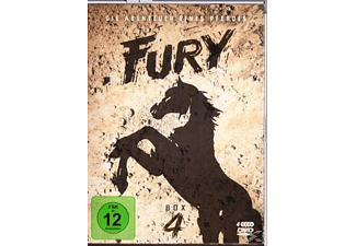 Fury - Season 4 - (DVD)