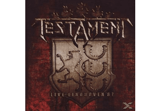 Testament - Live At Eindhoven 87 - (CD)