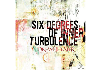 Dream Theater - Six Degrees Of Inner Turbulence - (CD)