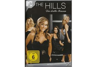MTV - THE HILLS - SEASON 3 - (DVD)