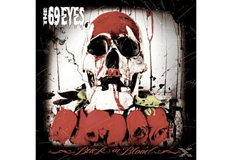 The 69 Eyes - Back In Blood [CD]
