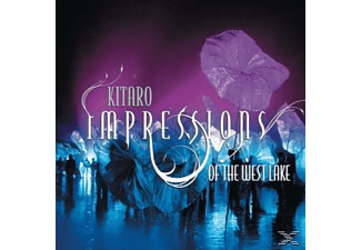 Kitaro - Impressions Of The West Lake - (CD)