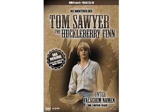 Tom Sawyer & Huckleberry Finn - DVD 6 - (DVD)