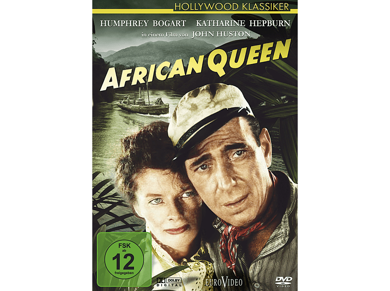 AFRICAN QUEEN (NEU) [DVD]