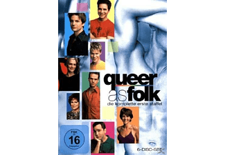 Queer as Folk - Staffel 1 - (DVD)