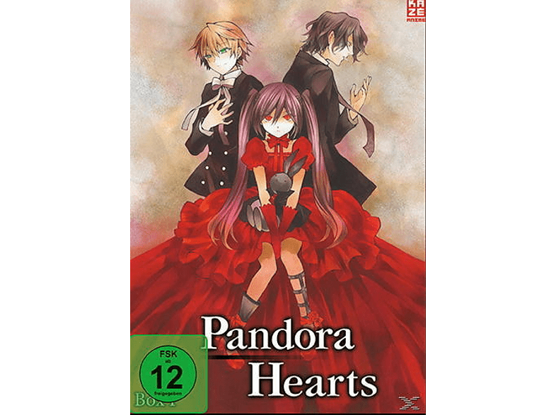 Pandora Hearts - Box 1 [DVD]