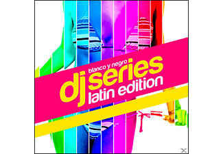 VARIOUS - Blanco Y Negro DJ Series Latin Edition - (CD)