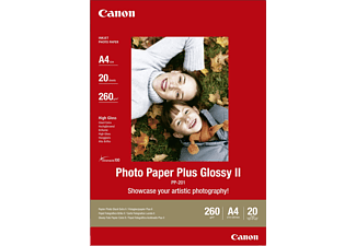 CANON Photo Paper Plus Glossy II A4 (PP-201)
