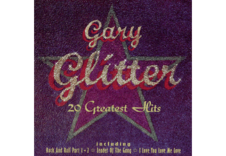 Gary Glitter - 20 GREATEST HITS - (CD)
